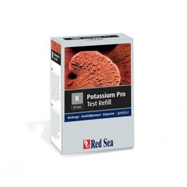 POTASSIUM PRO TEST REFILL - RED SEA