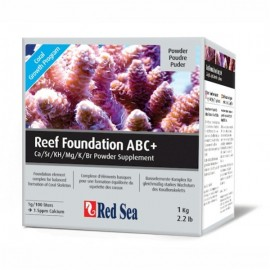 REEF FOUNDATION ABC + - RED SEA