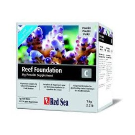 REEF FOUNDATION C 1 KG - RED SEA